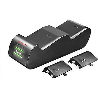 Ładowarkę kontroler Xbox One Trust GXT 247 Duo stacji ładującej