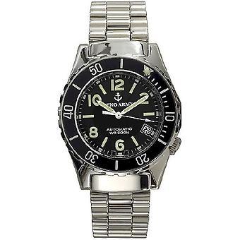 Zeno-watch montre armée diver automatique 485N-a1M