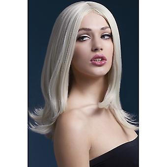 Parrucca di capelli lunghi biondi della febbre Sophia parrucca
