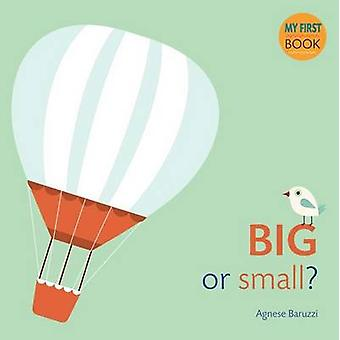 My First Big and Small Book by Agnese Baruzzi - 9788854411104 Book