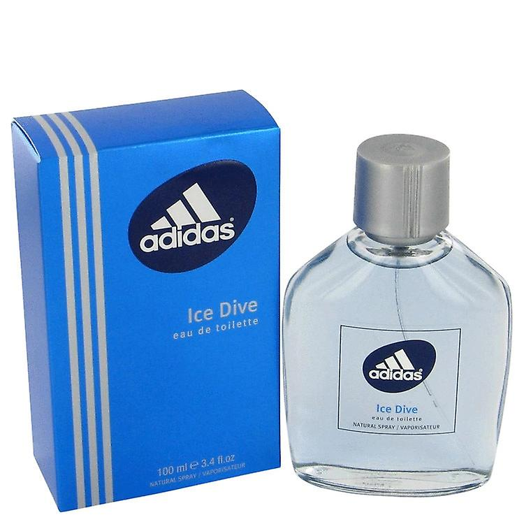 By Adidas Mlmen Spray 1 Ice Dive De Toilette Eau Oz50 7 CxQtshrBod