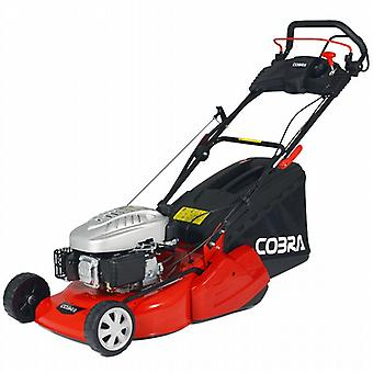 Cobra RM46SPCE 18inch Self Propelled Rear Roller Petrol Lawn Mower
