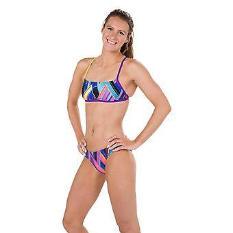 Speedo Women's Fizz Bounce 2 pièces Crossback maillot de bain