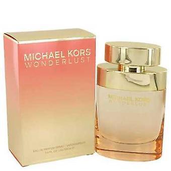 Michael Kors Wonderlust By Michael Kors Eau De Parfum Spray 3.4 Oz (women) V728-534789