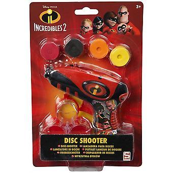 Incredibles Disc Shooter