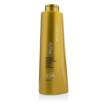 Joico K-Pak szampon - do naprawy uszkodzeń (nowe opakowanie) 1000 ml / 33,8 oz