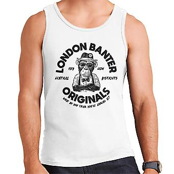 London Banter Originals Daper Ape Men's Vest