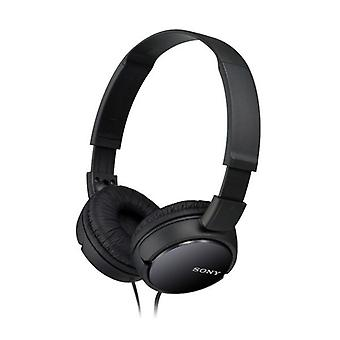 Headphones Sony MDR ZX110 black headband