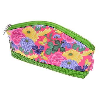 Danielle Vintage Kimono Pink Small Cosmetic Bag