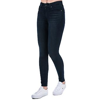 Womens Levi's 721 High Rise Skinny Jeans In Rise Up