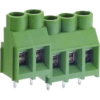 Screw terminal 5.26 mm² Number of pins 2 MB912-635M02 DECA Green 1 pc(s)