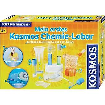 Science kit Kosmos Mein erstes Kosmos-Chemielabor 642921 8 years and over
