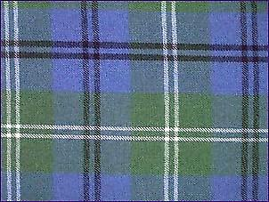 Oliphant, Ancient - Pure Wool Tartan