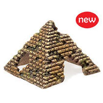 Classic For Pets Maidum Piramide 130mm (Vissen , Decoratie , Ornamenten)
