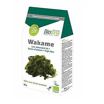 Biotona Wakame 25g Bio (Dietetics and nutrition , Herbalist's , Plants and seeds packed)