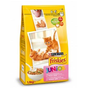 Friskies Junior Chicken, Turkey and Vegetables (Cats , Cat Food , Dry Food)