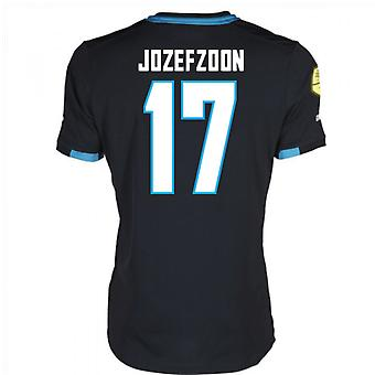 2016-17 Psv Eindhoven Away Shirt (Jozefzoon 17)