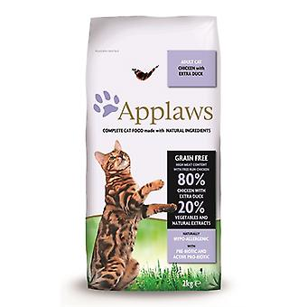 Applaws Cat Adult Huhn/Ente 2 Kg