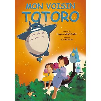My Neighbor Totoro (French Title) Movie Poster (11 x 17)