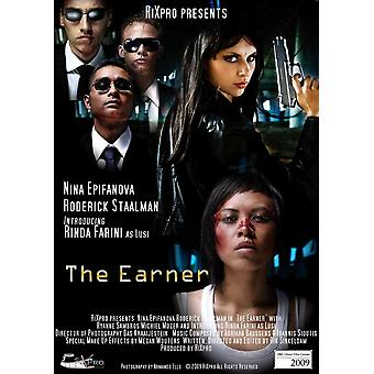 The Earner Movie Poster (11 x 17)