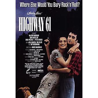 Highway 61 Movie Poster (11 x 17)