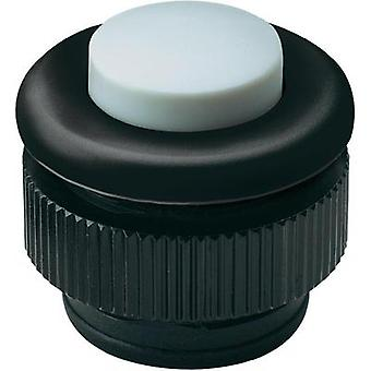 Bell button 1x Grothe 61031 Black, White 24 V/1,5 A