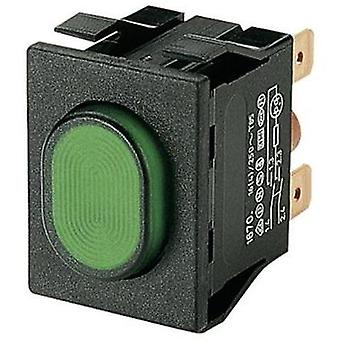 Pushbutton switch 250 Vac 16 A 2 x On/Off Marquardt