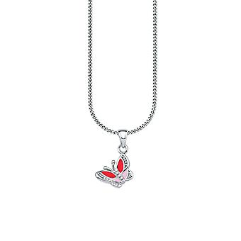 s.Oliver jewel children and teens necklace-silver SOK026/1 - 417105