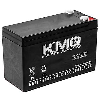 KMG 12V 7Ah Replacement Battery for Tripplite PS4.5 PS6.0 PS8.0 RBC51 RBC54
