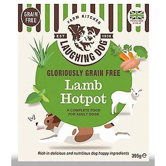 Griner hund herlig korn frie lam Hotpot 395g (Pack af 8)