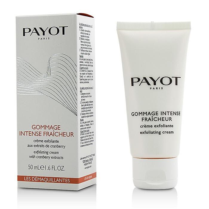 Payot Les Demaquillantes Gommage Intense Fraicheur Exfoliating Cream 50ml/1.6oz