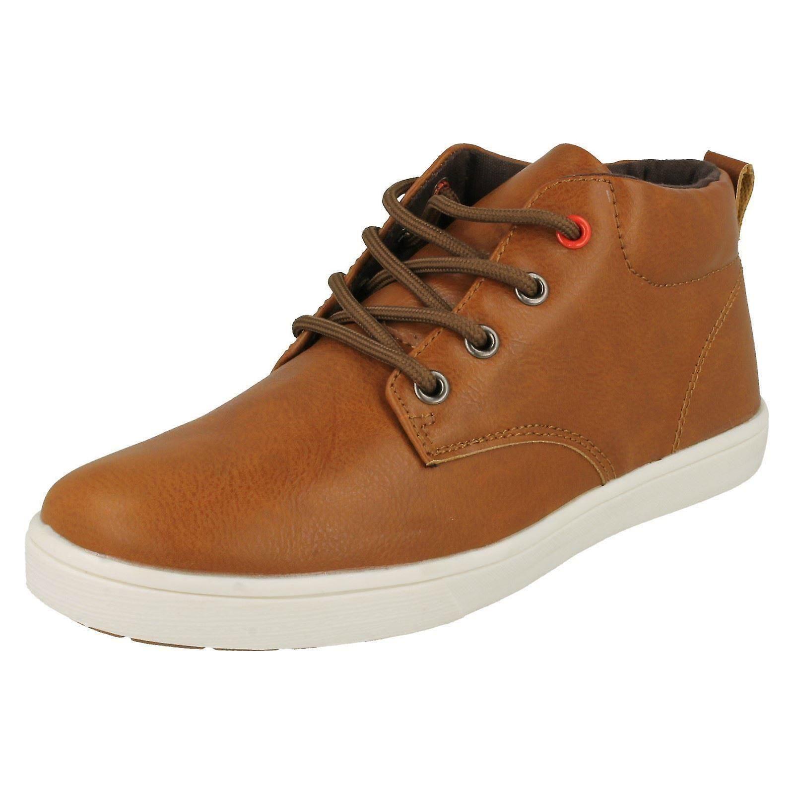 Jungen JCDees Casual Schnürschuh Schuhe N2036