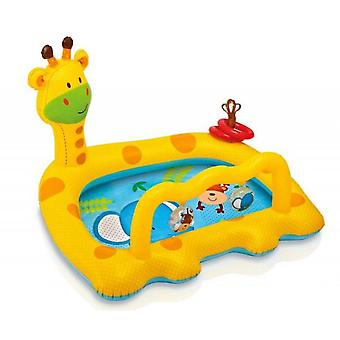 Intex Piscina bebe jirafa smiley (Giardino , Piscina , Piscine)