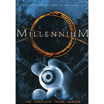 Millennium - Millennium: Season 3 [DVD] USA import