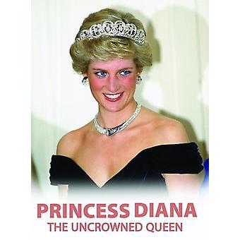Księżniczka Diana import USA niekoronowaną królową [DVD]