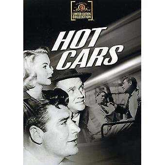 Hot Cars [DVD] USA import