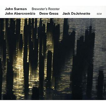 Surman/Abercrombie/Dress/Dejohnette - Brewster's Rooster [CD] USA import