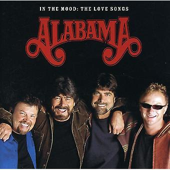 Alabama - In the Mood-Love Songs [CD] USA import