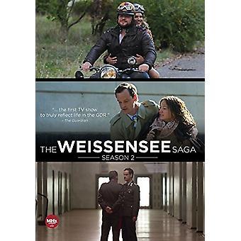 Weissensee Saga: Sæson 2 [DVD] USA import