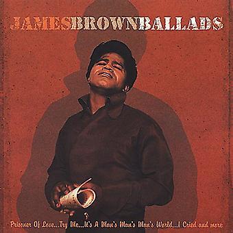 James Brown - Ballads [CD] USA import