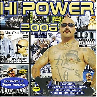 Hi Power 2006 - Hi Power 2006 [CD] USA import