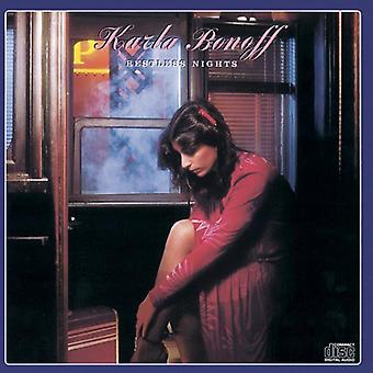 Karla Bonoff - Restless Nights [CD] USA import