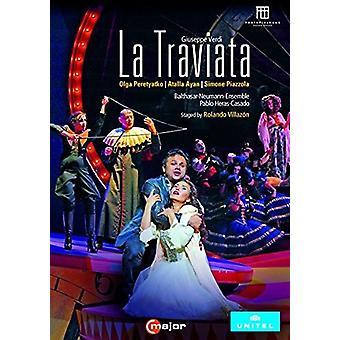 Various Artist - Verdi: La Traviata [DVD] USA import