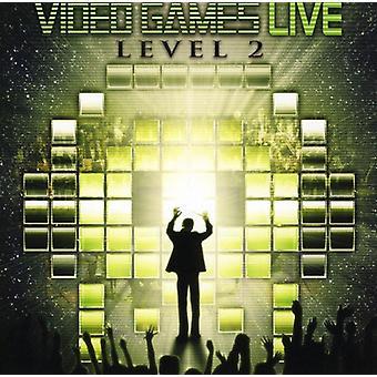 Video Games Live - jogos de vídeo ao vivo: Importação EUA nível 2 [CD]