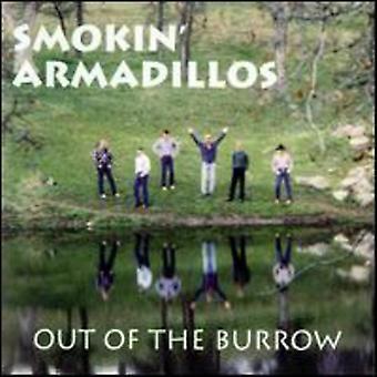 Smokin ' Armadillos - de la importación de los E.e.u.u. de la madriguera [CD]