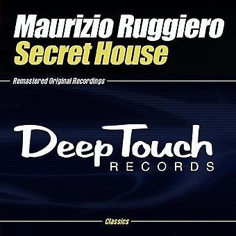 Maurizio Ruggiero - importación de Estados Unidos secreto casa [CD]