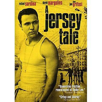Jersey fortælling [DVD] USA importerer