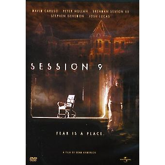 Session 9 [DVD] USA import