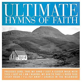 Ultimata psalmer trons - Ultimate psalmer of Faith [CD] USA import
