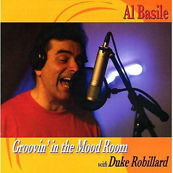 Al Basile - Groovin' i humør værelse [CD] USA importen
